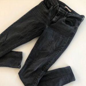 Women's Levi's skinny jeans